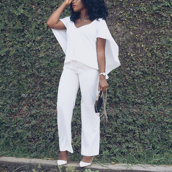 asos white cape top, cape top, how to style a cape top